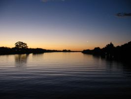 Vaal at Sunset by CryptoAngel