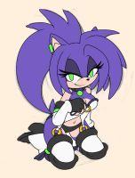 Ciara The Hedgehog by nancher