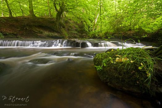 Gairney Falls by FlippinPhil