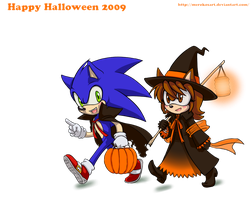 Happy Halloween 2009 by Nomnomroko