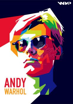 ANDY WARHOL by endienumber4