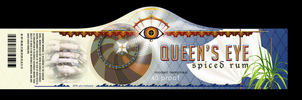 Queens Eye spiced rum by DavisLindsay