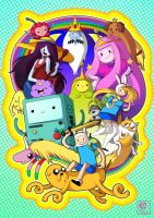 It's Adventure Time! by Willow-San
