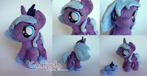 Filly Princess Luna custom plush by Chibi-pets