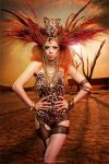 Desert flame by Ophelia-Overdose