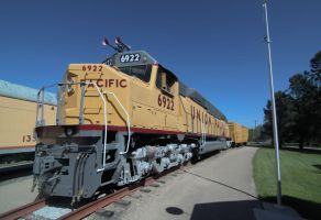 Union Pacific 6922 - HDR by LakeFX