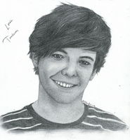 Louis Tomlinson by Elihhn