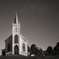 Church On A Hill by sciph
