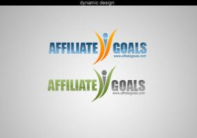 Affiliates Goals Logo by dynamicmk