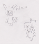 Pokemon People first do by Roseyart