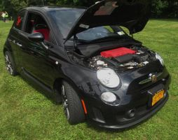 (2012) Fiat 500 Abarth by auroraTerra