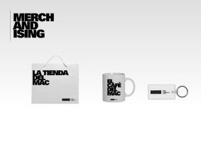 MAC merchandising by Morillas