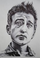 Bob Dylan by youbesonicimtails