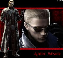 ::Albert Wesker:: by Claire-Wesker1