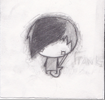 Frank Chibi by AndYourBirdCanSiing