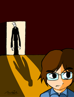 Marble Hornets: Alex Has Company by DrQArt