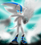 [REQUEST] Storm (X-305) the Hedgehog by CatHedgehog