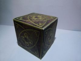 The Horadric Cube by Demon-Souls
