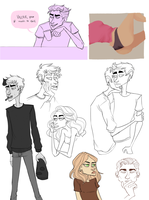 Doods by PearlChelle