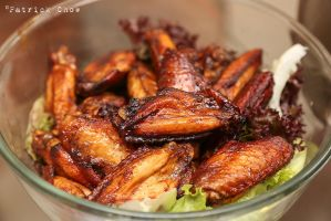 Chix wings by patchow