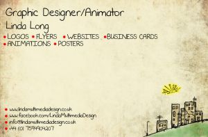 Business card by weelinda