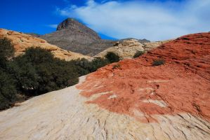 Red Rock Canyon 2 by SandDollar71