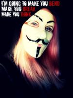 Make You Think by Generation-Anonymous
