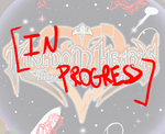 KH1 : BURNING REMNANT: Title Page [IN PROGRESSION] by BellOfVictory