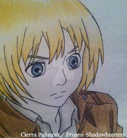 Armin Arlert by frozen-shadowhunters