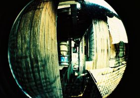 A Gritty Look At Urban Life by lomocotion