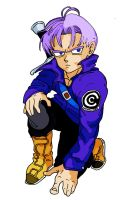 Trunks by 6gunSally