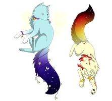 Adoptables 2 by cristal-wolf94
