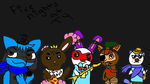 Team Young FNAF Request by CaitlinTheLucario
