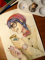 Such hipster by Mavoly