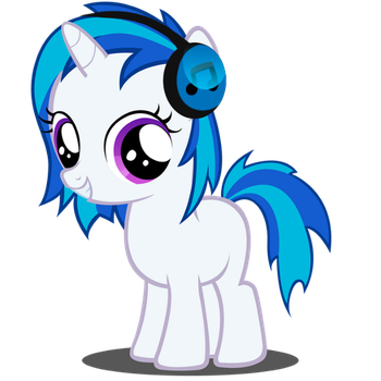 Itunes Pony Icon by Nerve-Gas