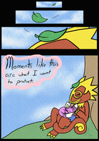 PMDE- Moments Like This- SSP by SinLigereep