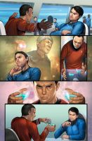 STAR TREK 15 page 2 by Fajar, Ifansyah and Yuwono by DeevElliott