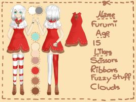 Furumi Reference by Famews