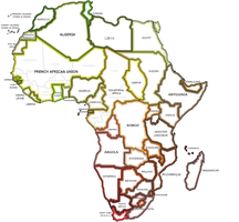 Africa - Butterfly Hurricane by Neethis
