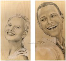 Couple by nabey