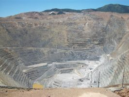 Bingham Canyon Mine by Raptorguy14