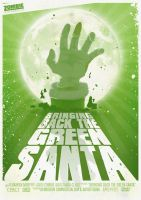 Bringing back the Green Santa by ZOMBIEie