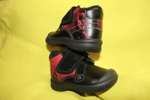 Snake Eyes Babyboots by Innom