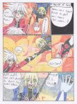 BLAZBLUE ACOF manga page by AquaticWolfKuri