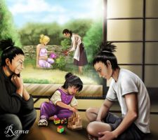 Family I.Q. by RamaChan
