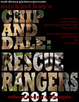 Chip and Dale: Rescue Rangers by cortbassist89