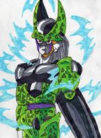 Super Perfect Cell by ChahlesXavier