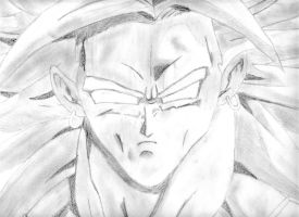 Broly by yaoiDHandSN