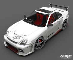 Mugen Powered Prelude Custom.. by airstyle