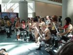 Anim Expo 2013 - Attack on Titan Gathering by Dark-Elf-Kana